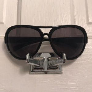 Other - Black Plastic Sunglasses